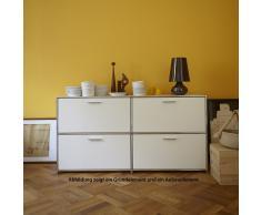 Dauphin Home Sideboard Grundelement weiß