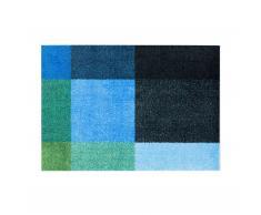 Mix Fußmatte und Teppich
