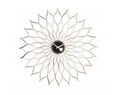 Sunflower Clock Wanduhr