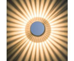Effekt Corina LED Wand- und Deckenleuchte