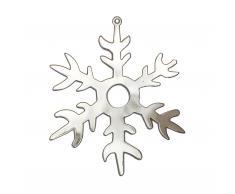 Weihnachtsanhänger Schneeflocke