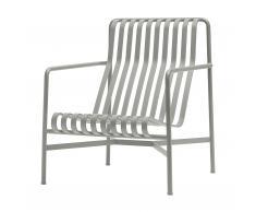 Palissade Lounge Sessel hohe Lehne