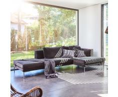 Summer Swell Sofa mit Chaiselongue rechts