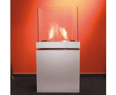 Semi Flame Standkamin
