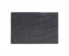 Stein Fußmatte und Teppich