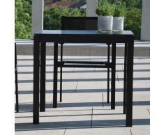 Quadrat Tisch ESG-Glas