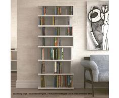 Tojo-bieg Bücherregal Grundelement