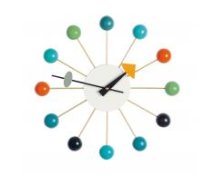 Ball Clock Wanduhr
