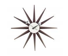 Sunburst Clock Wanduhr