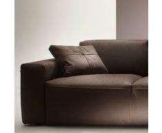 Wilna Sofa 3-Sitzer in Leder