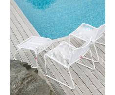 Fiam Lido Fußteil für Lounge Sessel