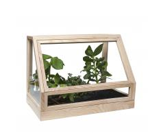 Greenhouse Mini-Gewächshaus natur