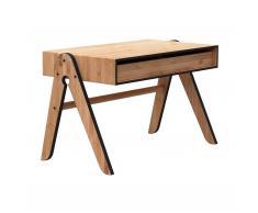 Geo's Table Kindertisch und Nachttisch natur-schwarz