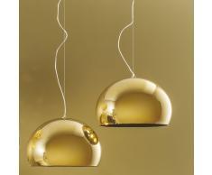 FL/Y LED Pendelleuchte gold
