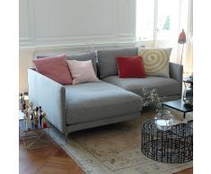 Hanapepe Sofa 2-Sitzer mit Loveseat links beigegrau weich