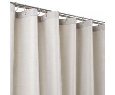 Shower Curtain Duschvorhang beige