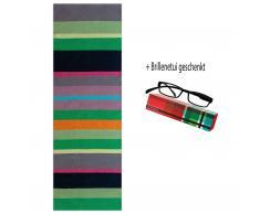 Stripes Teppich Kiwi und Remember® Brillenetui