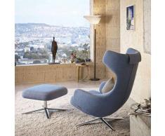Grand Repos & Ottoman Lounge Sessel mit Fußteil