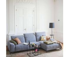 Celano 2,5-Sitzer Sofa mit Longchair rechts