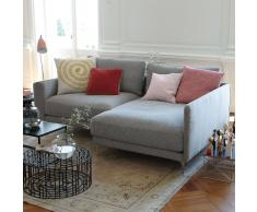 Hanapepe Sofa mit Loveseat rechts lightgrey