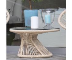 Ray Lounge Tisch beige