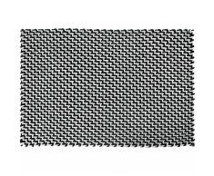 Pool Fußmatte Badematte Outdoorteppich 300 schwarz weiß