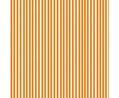 Bora Sonnenschirm mit Knickgelenk 200 orange-weiß