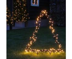 LED Outdoor Tannenbaum zum Stecken M