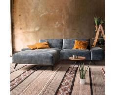 Glasgow 1,5 Sitzer Sofa mit Longchair links