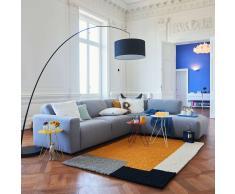 Clifden 3-Sitzer Sofa mit Anbauecke rechts darkgrey