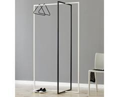 Modular Frames Garderobe L schwarz-weiß