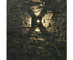 Milo II LED Außenleuchte 4-flammig