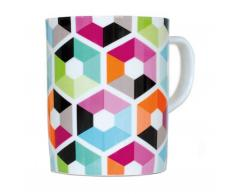 Cup Becher Hexagon