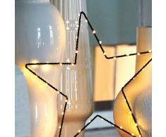 Yilva LED Leuchtstern Outdoor