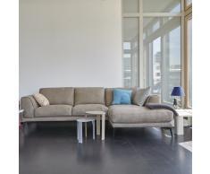 Sendling Sofa mit Longchair rechts Leder