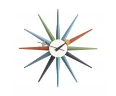 Sunburst Clock Wanduhr
