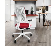 speed-o Komfort Bürodrehstuhl rot