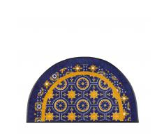 Azulejo Round wash + dry Sauberlaufmatte