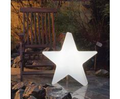 Shining Star Solar LED Gartenleuchte S