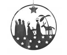 Weihnachtsanhänger Krippe