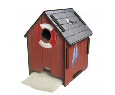 ToPaHaus WC-Rollenhalter Bootshaus