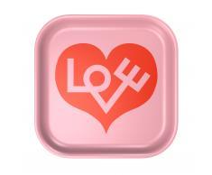 Classic Tray Tablett Love Heart