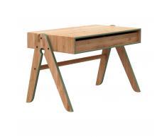 Geo's Table Kindertisch und Nachttisch natur-grün