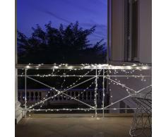 LED Draht-Lichterkette Outdoor Sterne 100 LED