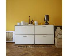 Dauphin Home Sideboard Anbauelement weiß
