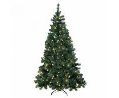 LED-Außen-Weihnachtsbaum Grüne Pracht, groß