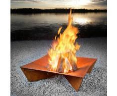 Feuerstelle und Grill Fluxus, Set
