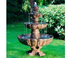 Kaskaden-Brunnen Fontaine de Palais