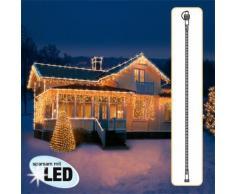 Star LED Lichtsystem Lichtschlauch, 600 cm, transparent