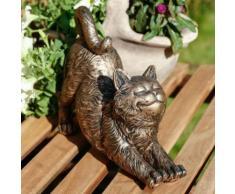 Gartenfigur Kater Kasimir